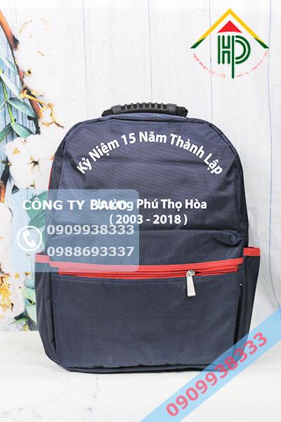 Balo quà tặng Phú Thọ Hòa