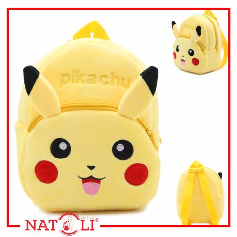 Balo trẻ em hình pikachu