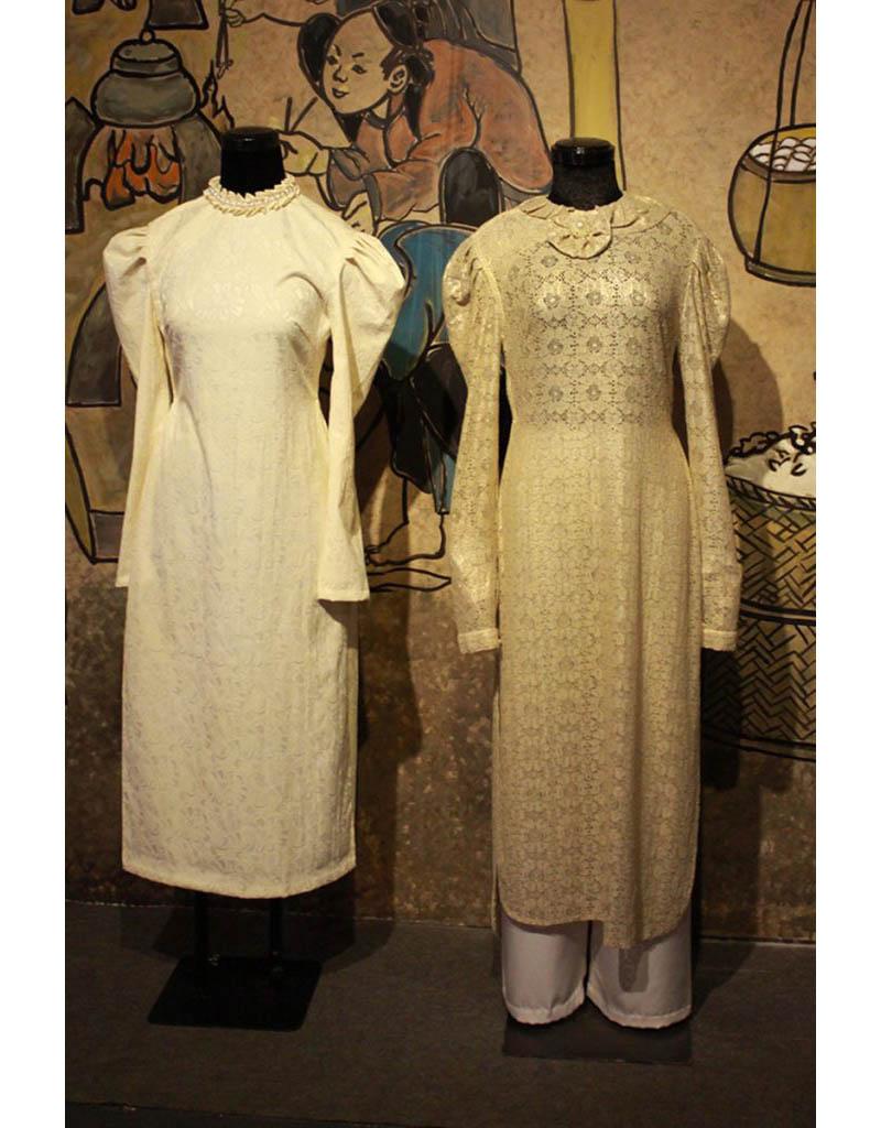Các loại áo dài Việt Nam