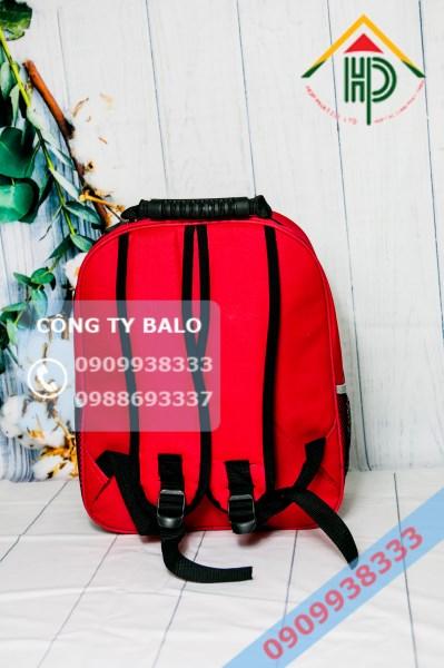 Mặt Sau Balo Trung Tâm Anh Ngữ Việt Plus