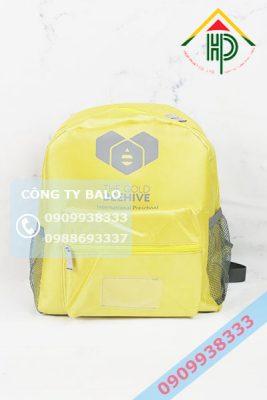 May Balo Anh Ngữ Gold Beehive
