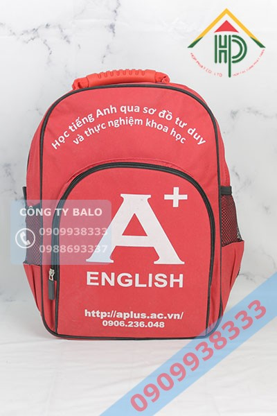 May Balo Anh Ngữ A+ English