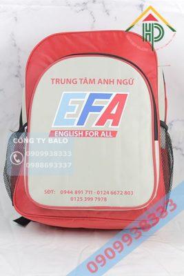 May Balo Anh Ngữ EFA