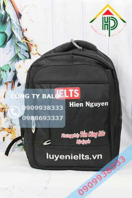 May Balo Anh Ngữ Ielts Hien Nguyen
