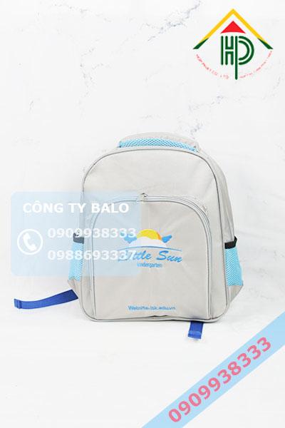 May Balo Anh Ngữ Little Sun