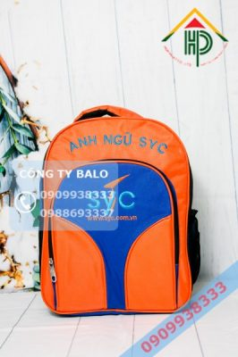 May Balo Anh Ngữ SYC