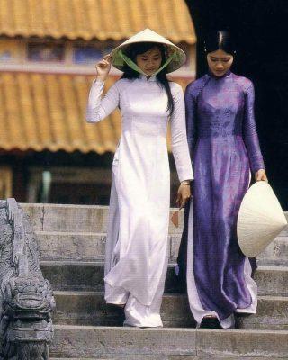 Trang phục áo dài truyền thống và các loại áo dài Việt Nam