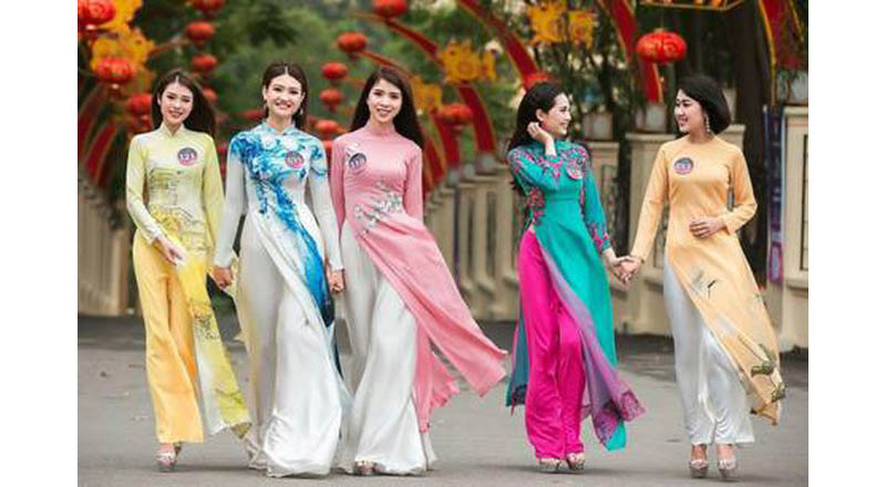 Trang phục áo dài