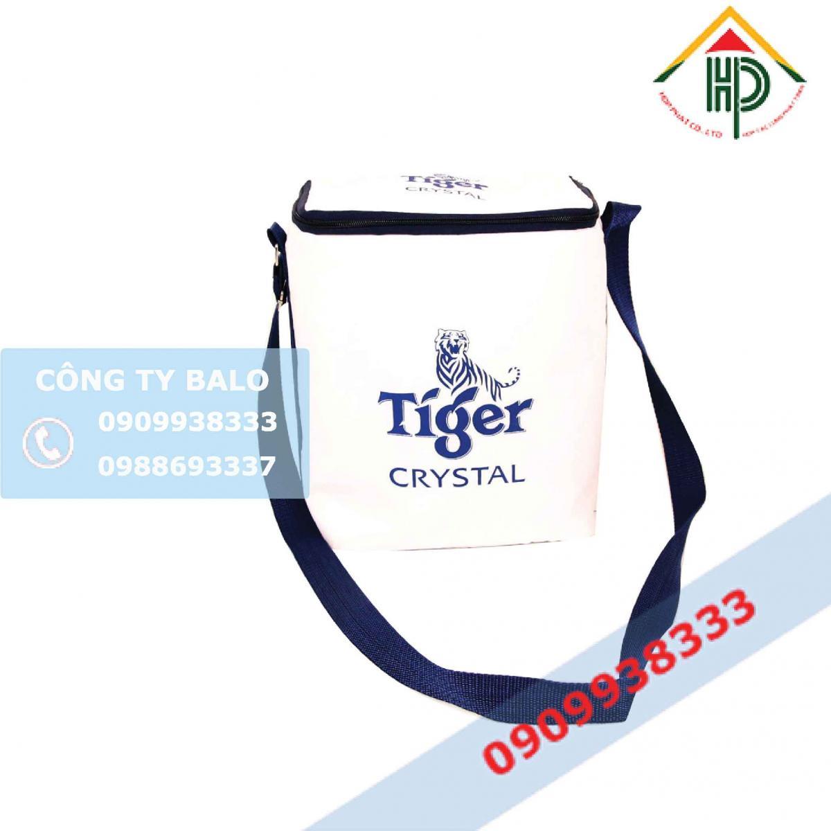 Túi giữ nhiệt Tiger Bạc