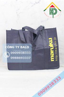 Túi vải không dệt MARUKU