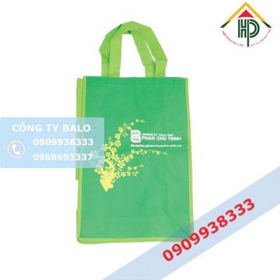 Túi vải không dệt trường Phan Chu Trinh