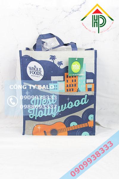 Túi vải không dệt WHOLE FOODS